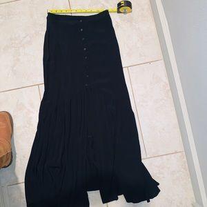 Madewell skirt black